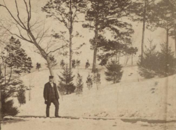 North end of Central Park, 1872
