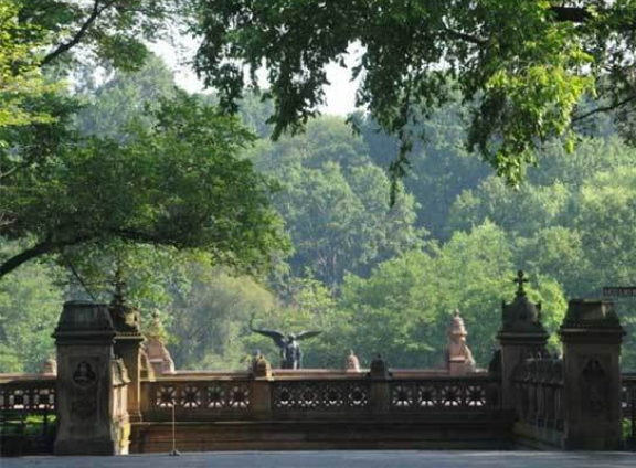 The Mall and Bethesda Terrace