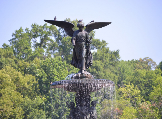 Angel of the Waters