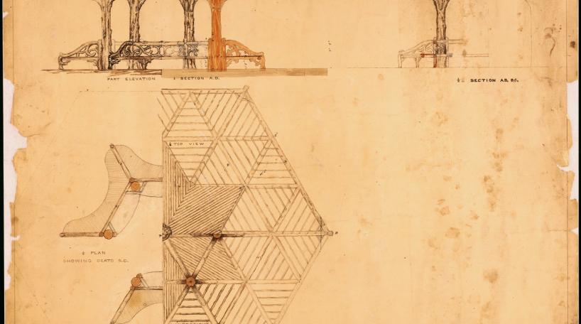 Rustic Structure
