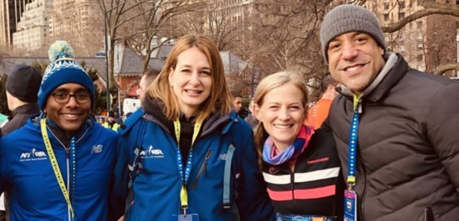 5 Questions With Mary Wittenberg, 10-Year Race Director of the TCS NYC Marathon