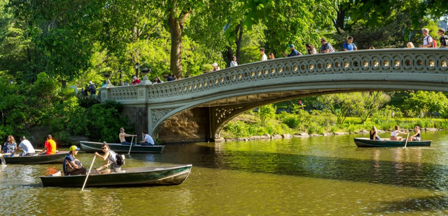 10 Ways to Be Active This Summer in Central Park
