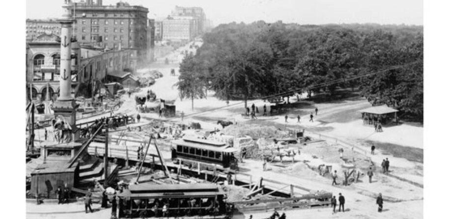 Columbus Circle 1901