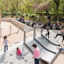 East 72Nd Street Playground