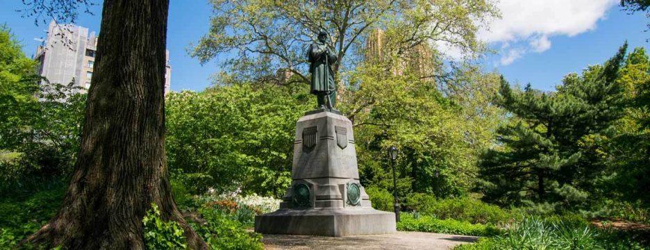 The 7th Regiment Memorial