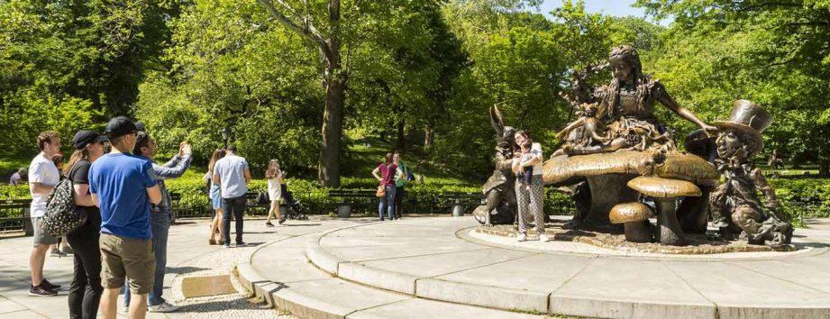 Alice in Wonderland - Central Park Conservancy