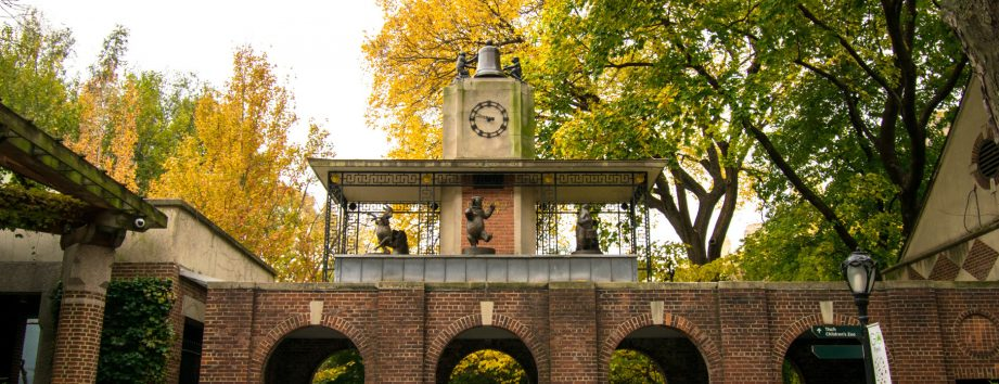 Delacorte Clock\