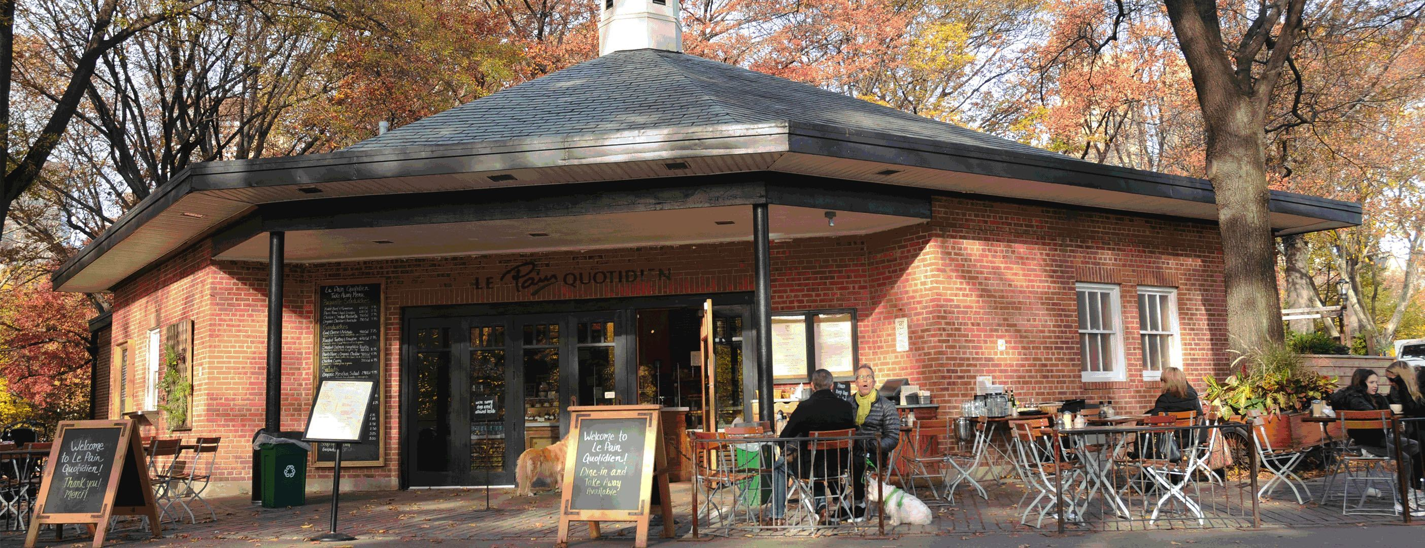Le Pain Quotidien Mineral Springs