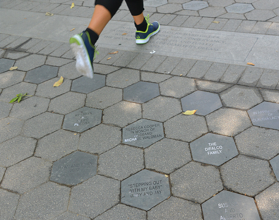 Dedicate A Paving Stone