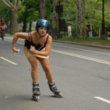 Skating and Rollerblading