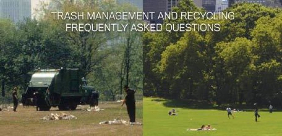 Trash Management FAQ