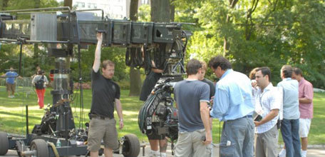 Filmed on Location: Central Park
