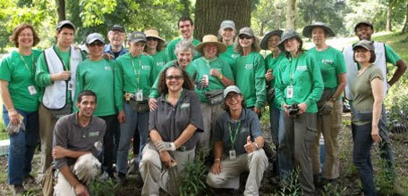 Volunteer Management: Running a Successful Horticulture Volunteer Program (10/18/16)