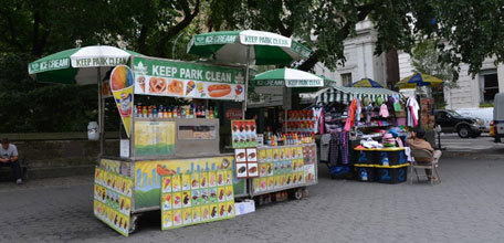 Managing Concessions: Working with Vendors to Steward Your Park