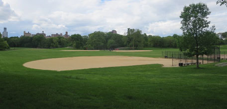 Sustaining Athletic Fields in Central Park