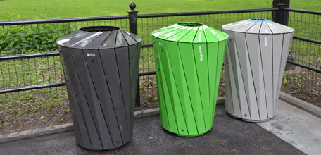 Designing for Detritus: Trash Management in Central Park