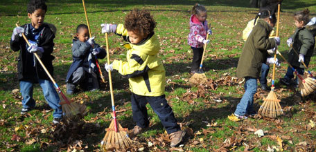 The Next Generation of Urban Park Leaders: Youth Education and Service-Learning Programs